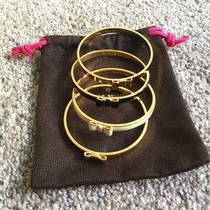 4 Nos Kate Spade Bracelets
